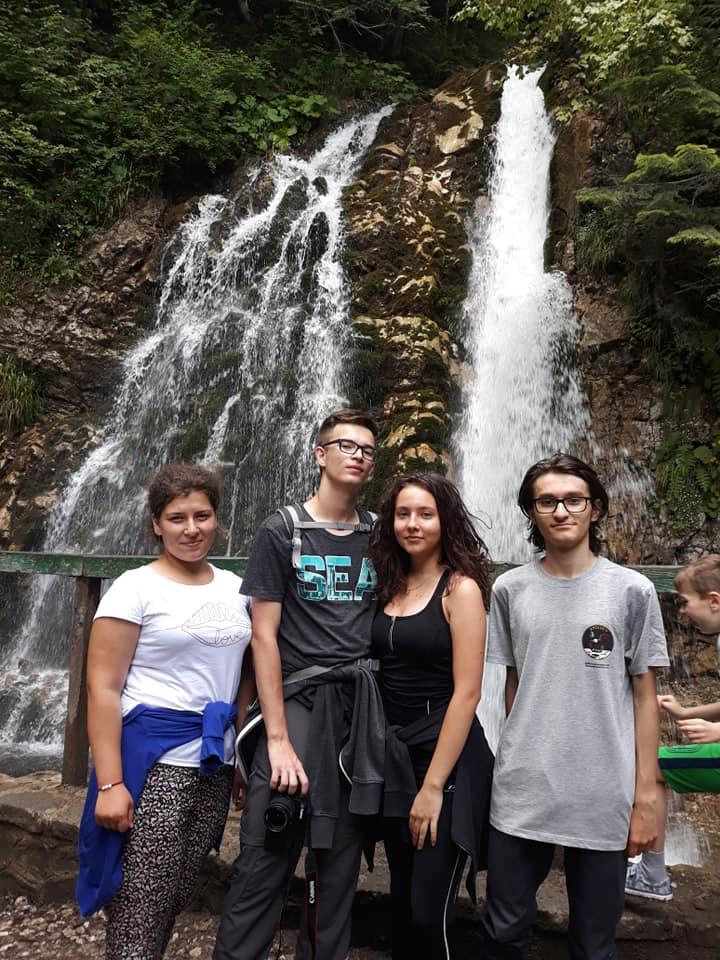 Kiwanis Galati - excursie munte Francofonia 2020