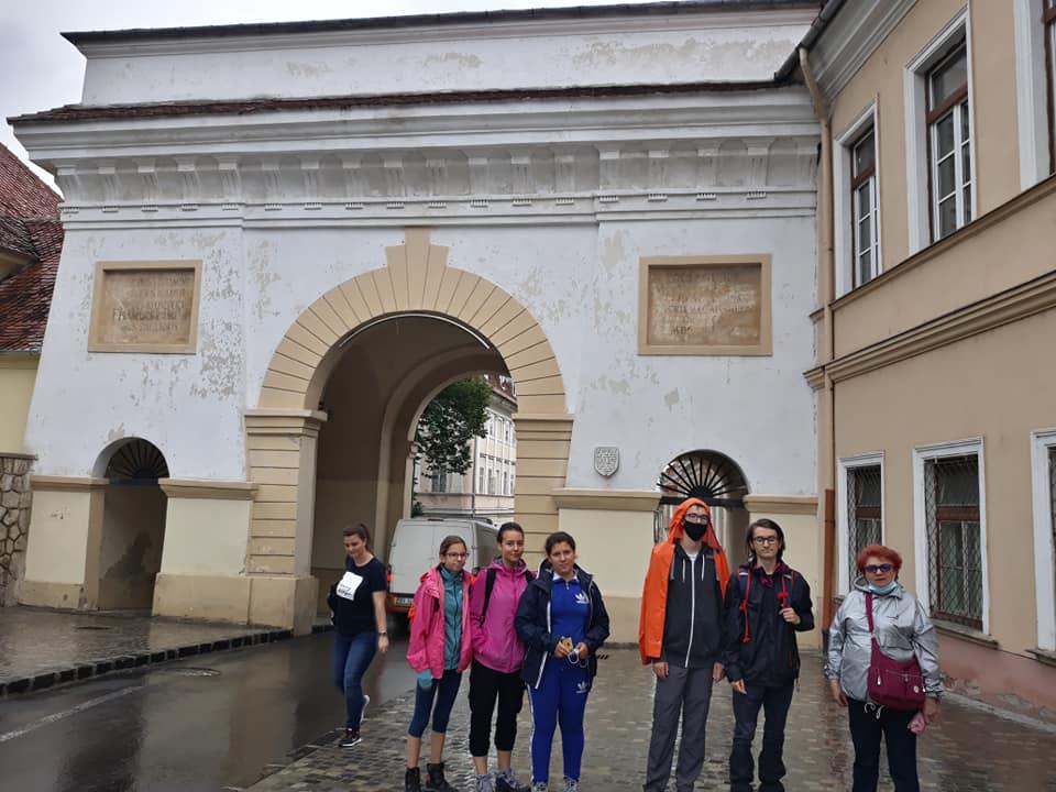 Kiwanis Galati - Francofonia 2020 vizita la Brasov